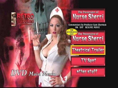 hospital of terror - possession of nurse sherri